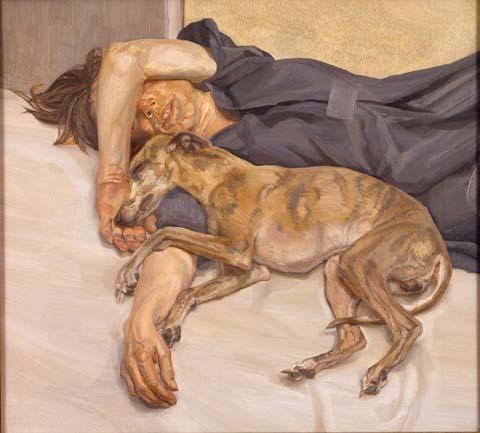 Freud-dog