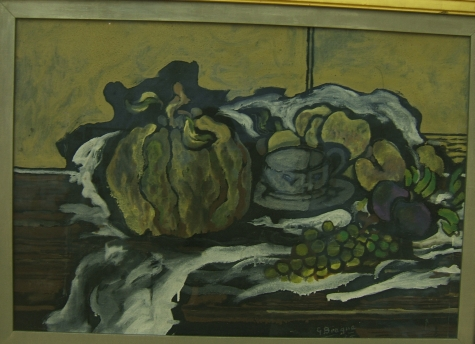 Georges_Braque_Melon_Fruits_Cup
