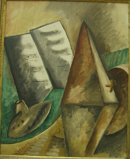 Georges_Braque_metronome_1909