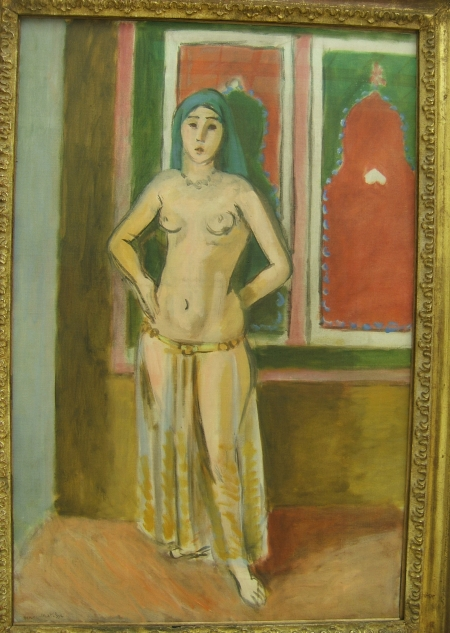 Henri_matisse_Odalique_1923