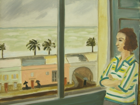 Henri_Matisse_young_woman_looking_sea