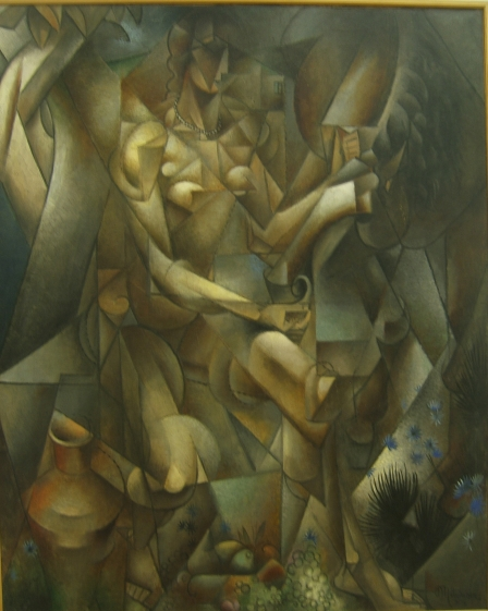Jean_metzinger_woman_with_horse