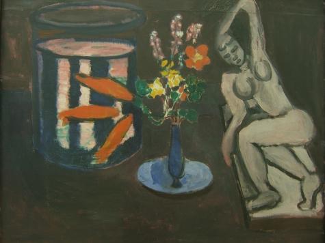 Matisse_goldfish_french_1912