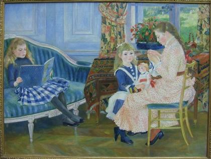 Children_afternoon_wargemont_renoir