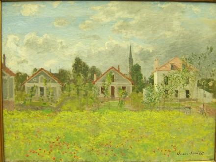 Houses_Argenteuil_Claude_Monet