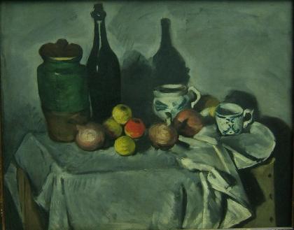 Still_Life_crockery_Cezanne