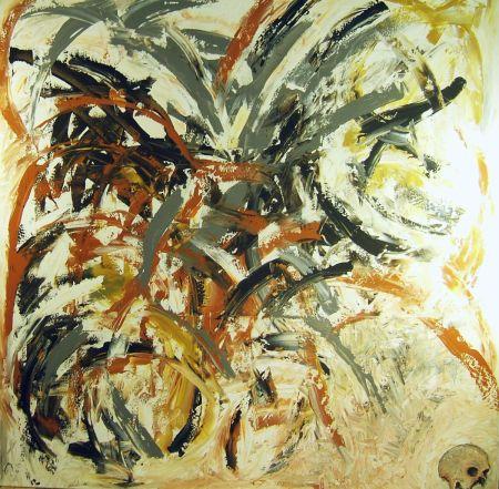 Contemporary 2012 Nihilistic Art