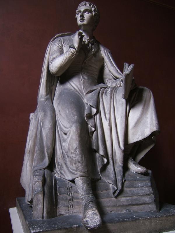 Byron (Plaster model)