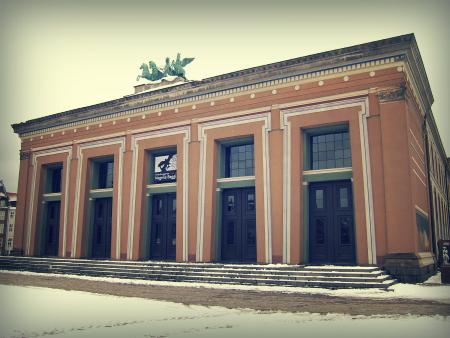 Thorvaldsen Museum Copenhagen Denmark