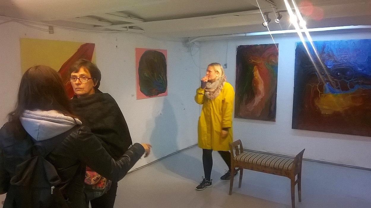 Pablo Saborio Solo Exhibition