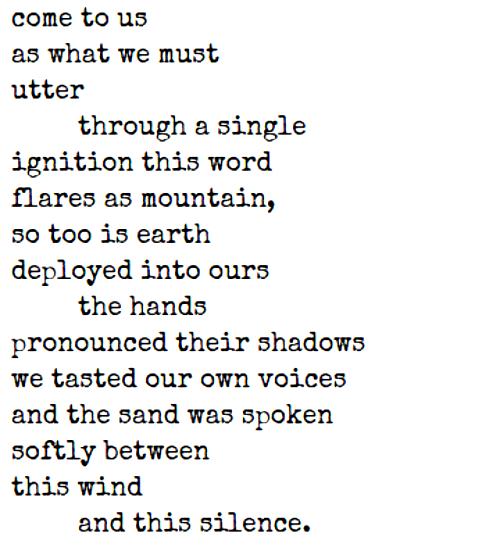 21st Century Poetry Beyond Language